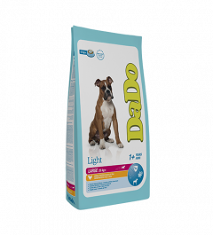 Adulte Chien Light Large Poulet et Riz (26 kg+)