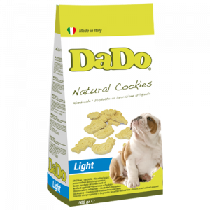 Cookies Chien Light